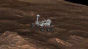 crusta in the mars